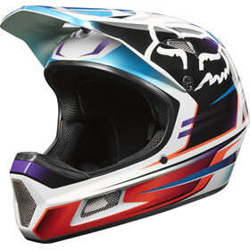 Fox Rampage Comp Reno Full Face Helmet Herren iced